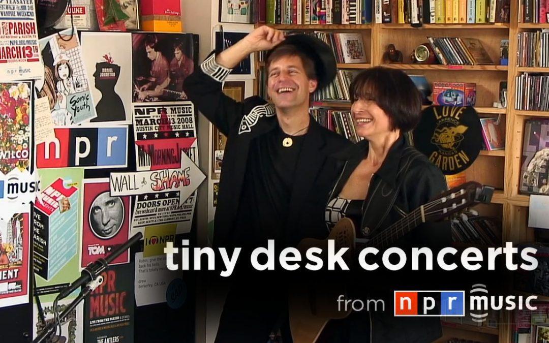 Blue Tango Project – NPR Tiny Desk Concert
