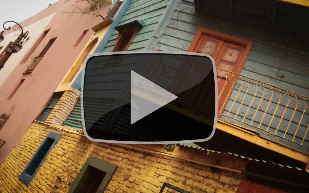 Video: Niebla del Riachuelo