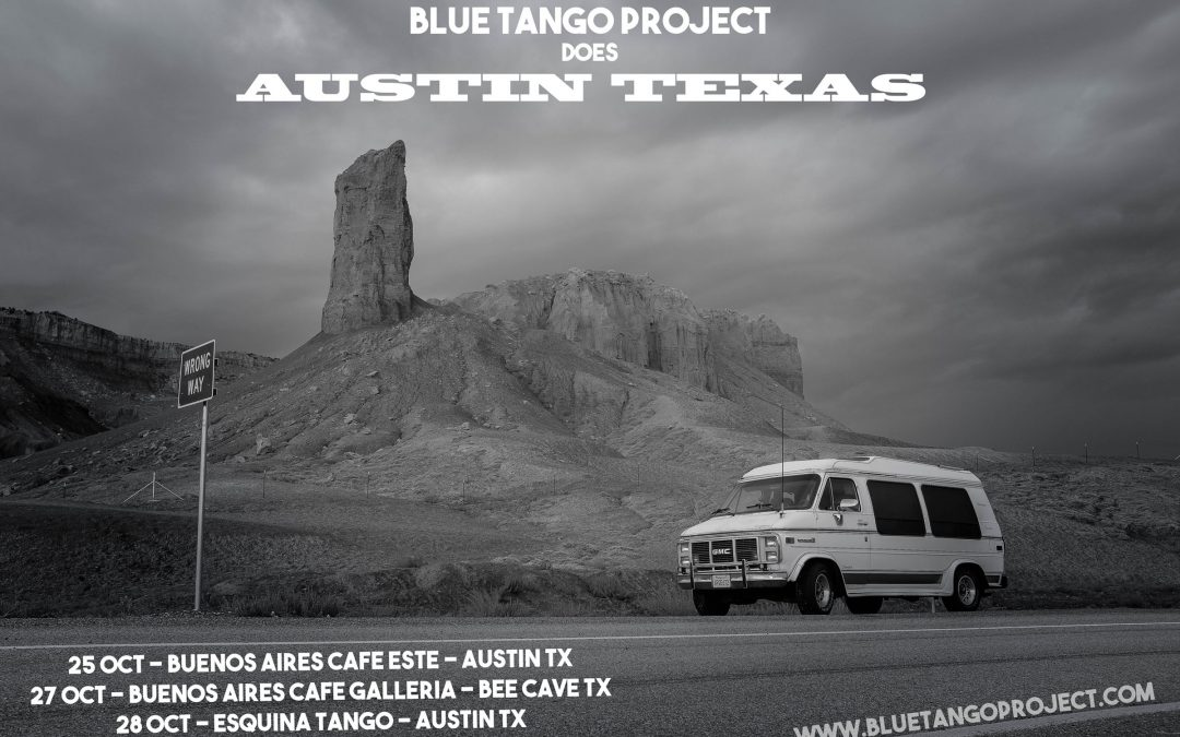 Blue Tango Project in Austin Texas