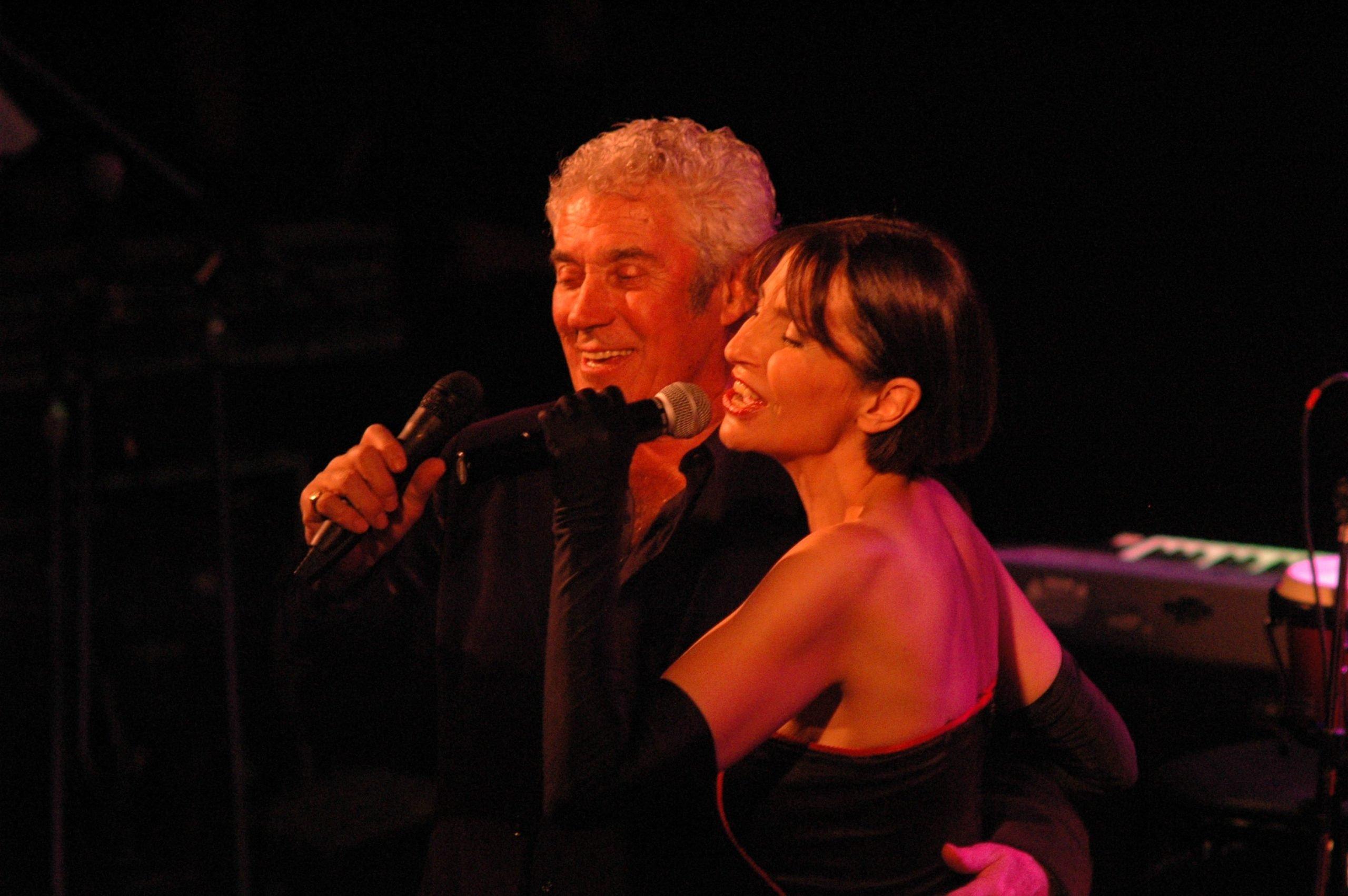 Maria Volonte and Chico Novarro