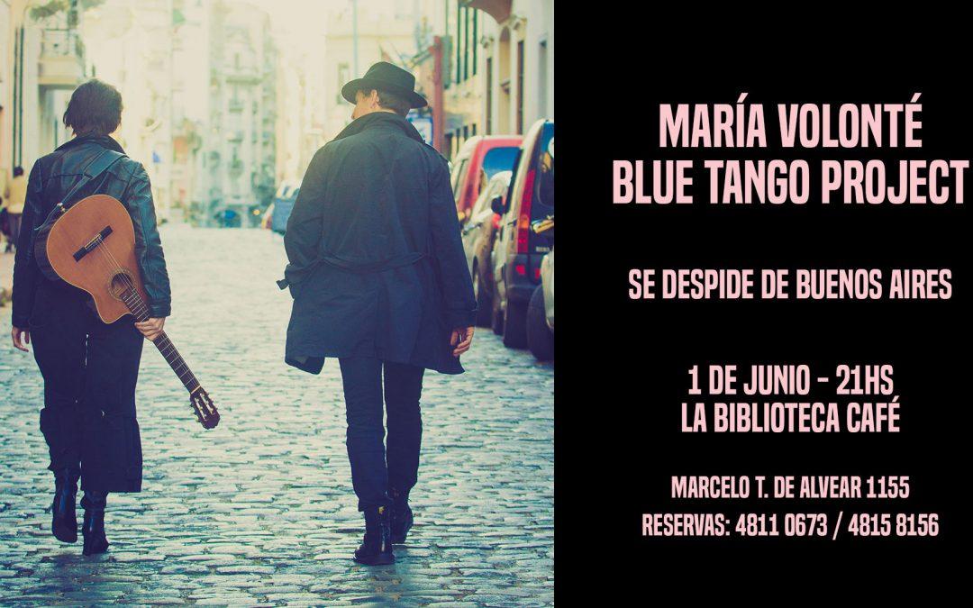 El Blue Tango Project Se Despide de Buenos Aires – Junio 2019
